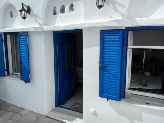 Independent traditional village house - Panormos vacation rentals