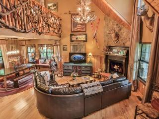 Buckhorn Lodge- Morganton GA - Blue Ridge vacation rentals