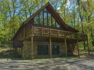 Private & Delightful 3 Bedroom Log cabin just minutes from area activities! - McHenry vacation rentals
