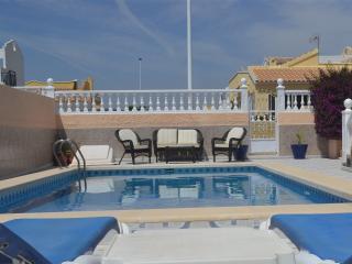 Walk to Golf, Detached Villa, Private Pool - Mazarron vacation rentals
