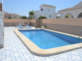 Detached Villa, Walk to Golf, Large Private Pool - Mazarron vacation rentals