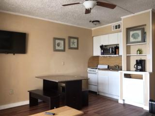 1326 Furnished Beach Front Condo - Corpus Christi vacation rentals