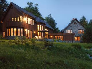 Private Estate nestled in the woods - Stowe vacation rentals