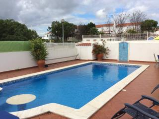 5 bed 4 bath house. large pool.walk to beach - Monte Gordo vacation rentals