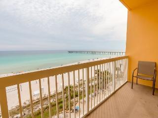 FREE Beach Chairs~Gulf Front Condo w/ Balcony-2 Pools-Gym+MORE~Near Pier Park - Panama City Beach vacation rentals