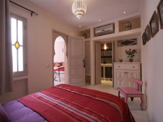 Riad Tahani Standard Double Room with Pool View - Marrakech vacation rentals