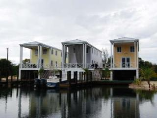Bimini Bahamas water front home 3/2  W dock & Wifi - Alice Town vacation rentals
