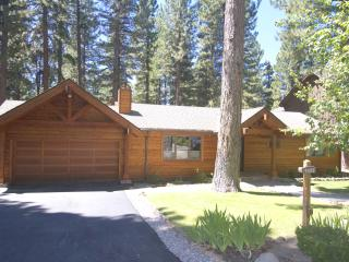 Single Level Home, Gorgeous Yard with Bocce Court - Incline Village vacation rentals