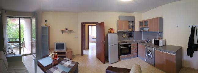 Sunny 2 bedroom Apartment in Ravda - Ravda vacation rentals