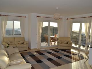 Beige apartment with great sea view - Kas vacation rentals