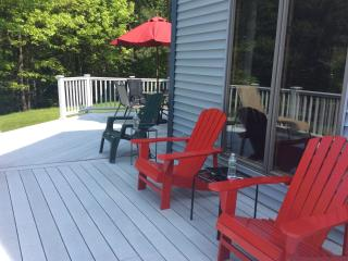 Mountain Lodge with spectacular views - Gilford vacation rentals