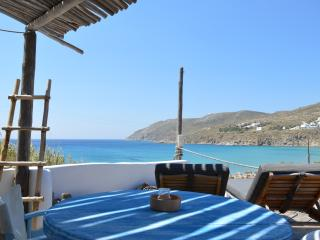 STUDIO FOR 2 GUESTS (SEAVIEW) NEXT TO BEACH - Kalo Livadi vacation rentals