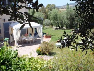 Casale Bel Canto : Appartamento in bellissima villa con piscina - Pescia Romana vacation rentals