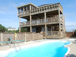 Ivey Coast Beach House in Hatteras Village - Hatteras vacation rentals