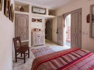 Riad Tahani Comfort Double Room with Pool View - Marrakech vacation rentals