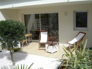 Aliénor - Studio près des parcs, terrasse, jardin - La Rochelle vacation rentals