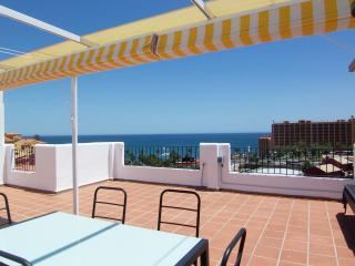Penthouse Apt Rooftop Terrace Sea Views 5min Beach - Benalmadena vacation rentals