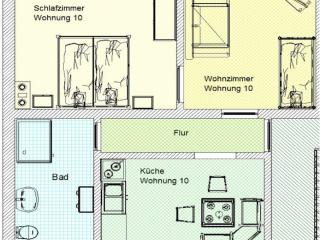 Vacation Apartment in Rothenberg - large backyard, play area (# 9807) - Rothenberg vacation rentals