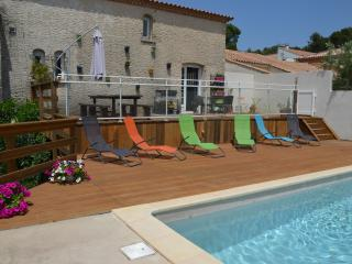 5 bedroom House with Internet Access in Beaucaire - Beaucaire vacation rentals