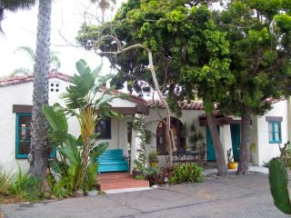 Romantic Spanish T-Street Beach Area Charmer! - San Clemente vacation rentals