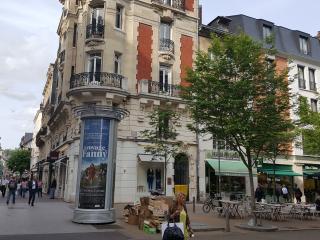 Studette meublée toute équipée Rouen hyper centre - Rouen vacation rentals