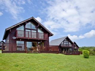 Cedar Lodge, Retallack located in St Columb, Cornwall - Winnard's Perch vacation rentals