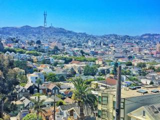 2BR Apt on beautiful hilltop, easy street parking - San Francisco vacation rentals