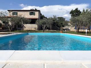 Beautiful villa with swimming pool - Posedarje vacation rentals