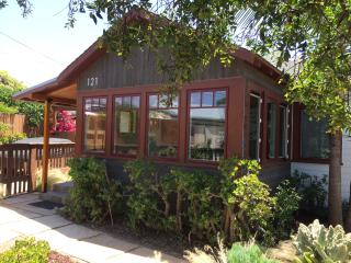 BEACH COTTAGE - Leucadia/Encinitas,west of 101 ! - Encinitas vacation rentals