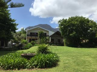 Tannenhof Winelands - Luxury Garden Studio - Somerset West vacation rentals