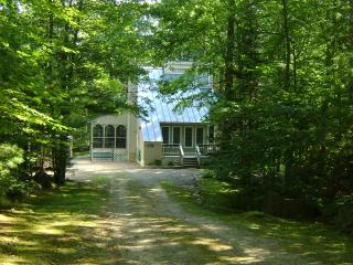 Contemporary Gem in Water Access Community - Moultonborough vacation rentals