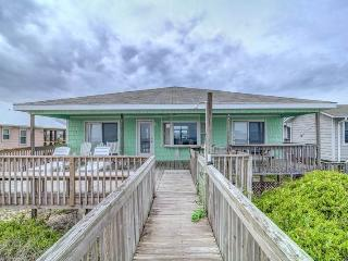 BRIGHT'S BEACH FRONT - Topsail Beach vacation rentals