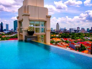 Perfect 50 m2, 1 bdrm apartment - Jakarta vacation rentals