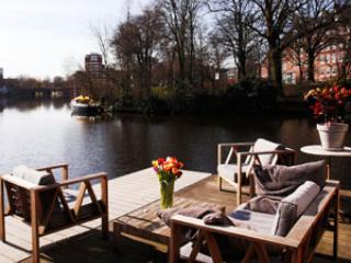 Sunny Houseboat, Amsterdam in Style - Amsterdam vacation rentals