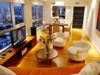 Unique 3 bedroom Penthouse  with private terrace - Buenos Aires vacation rentals