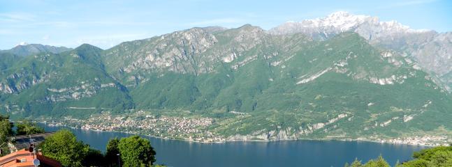 Casa Bellavista lake view 10 min from Bellagio - Civenna vacation rentals