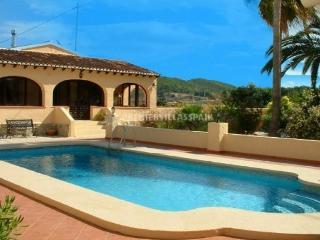 Villa Casa Felicidad, Jalon, Costa Blanca - Xalo vacation rentals