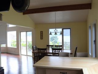 Steps from the beach in the quietest area - Peachland vacation rentals