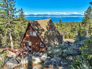 Spectacular Lake & Mountain View Zephyr Cove Cabin - Zephyr Cove vacation rentals