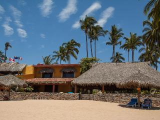 Only house on the Sand in Chacala - Chacala vacation rentals