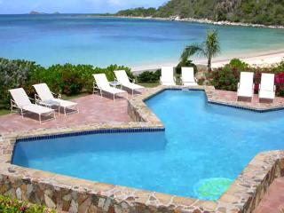Villa Sand Castle 5 Bedroom SPECIAL OFFER Villa Sand Castle 5 Bedroom SPECIAL OFFER - Mahoe Bay vacation rentals