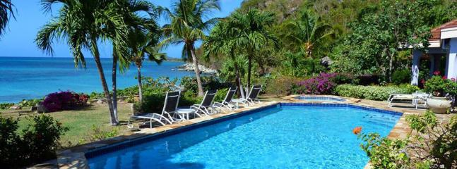 Villa Beachcomber 5 Bedroom Special Offer - Image 1 - Mahoe Bay - rentals