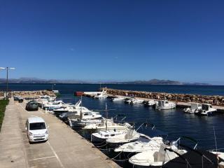 25 Mallorca apartment 150mtrs sea view - Son Serra de Marina vacation rentals