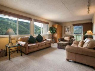 7th Floor Condo, Balcony Views of Vail Mountain, Great Value, Centrally located to Vail & Lionshead - Vail vacation rentals