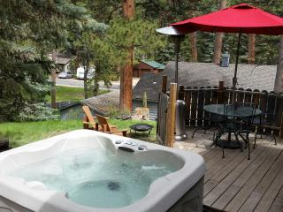 "Privacy, HOT TUB, Rocky Mountain""VIBE"" YMCA,Hiking - Estes Park vacation rentals"