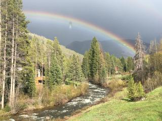 Vail Valley Rental Secluded Cabin! - Vail vacation rentals