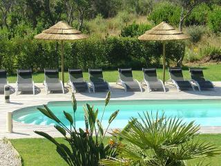 Vacances en Corse Résidence design avec Piscine - Porticcio vacation rentals