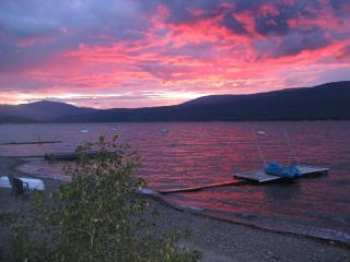 On Shuswap Lake a Deluxe Private Beach House - Sorrento vacation rentals