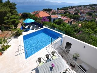 House with pool for rent, Sutivan, island of Brac - Sutivan vacation rentals