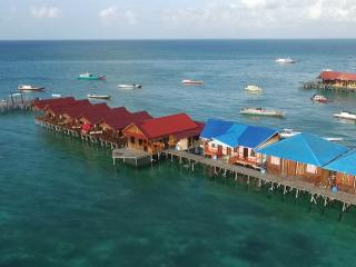 Nice Villa with A/C and Boat Available - Derawan Islands vacation rentals